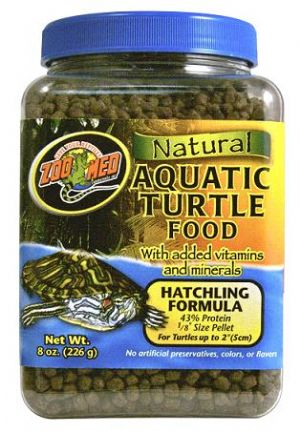 Zoo Med Aqu.Turtle Food Hatch. 425g, Zoo Med-93